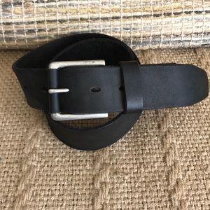 Timberland Men's Genuine Leather Belt Size 38